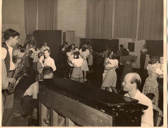 Jim at Disney, 1940