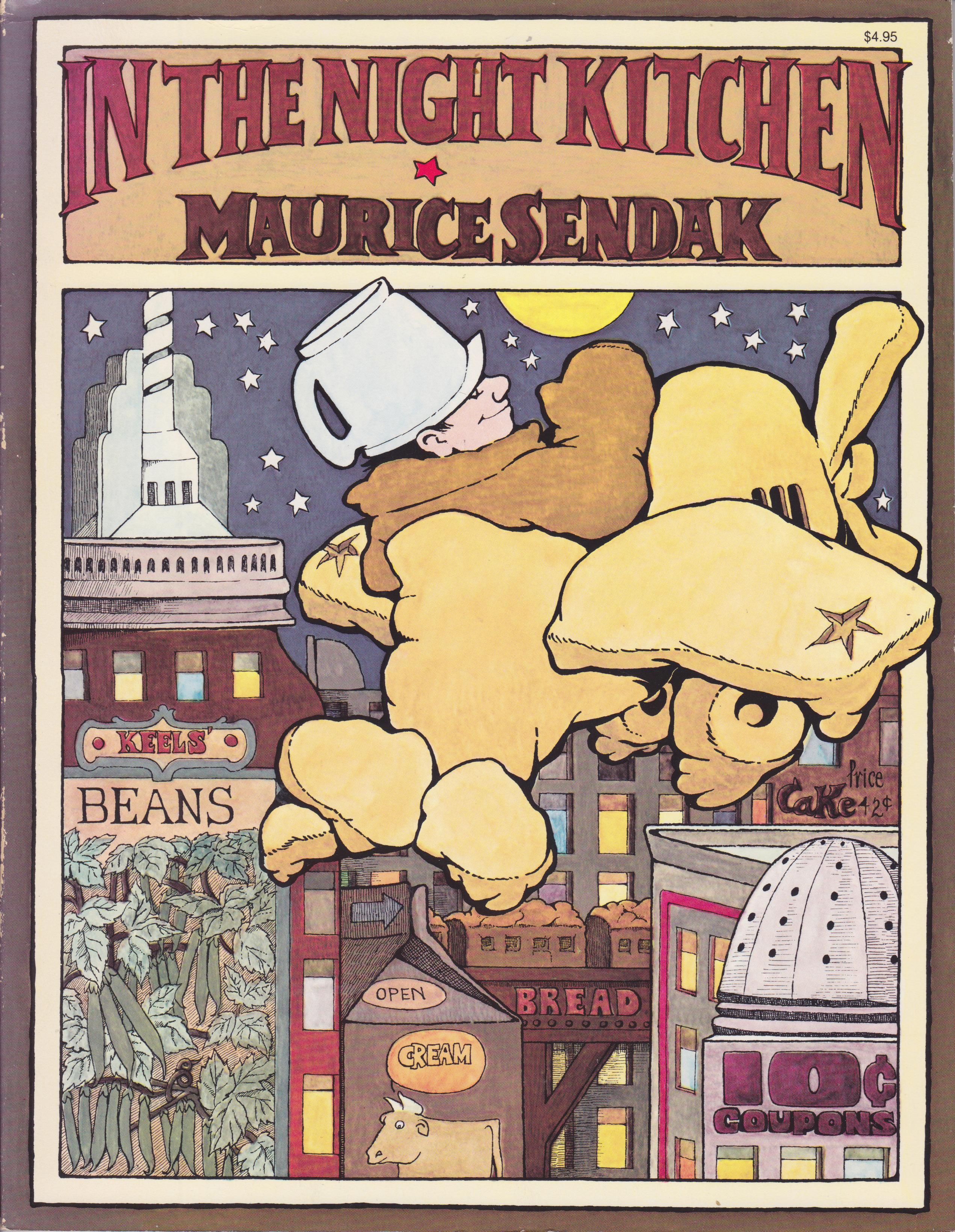 61. Maurice Sendak | genedeitchcredits